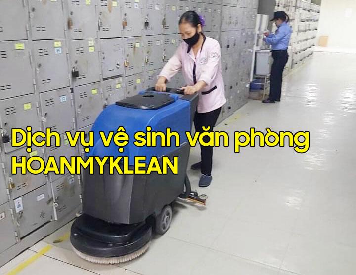 Dịch vụ vệ sinh văn phòng tại Đà Nẵng