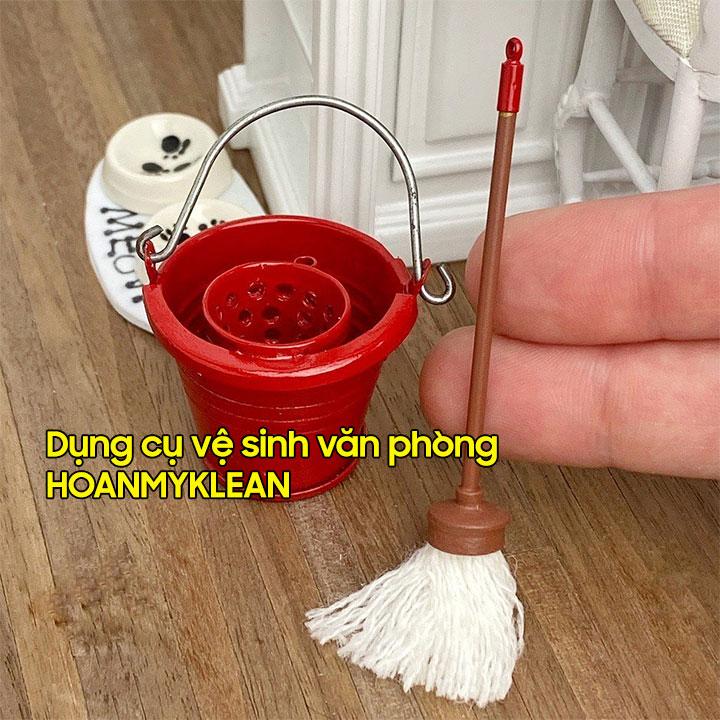 Dụng cụ vệ sinh văn phòng