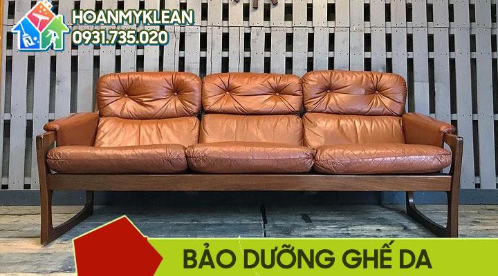 Cách bảo dưỡng ghế sofa sáng bóng như mới
