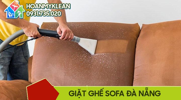 Chổ giặt ghế sofa tại Đà Nẵng