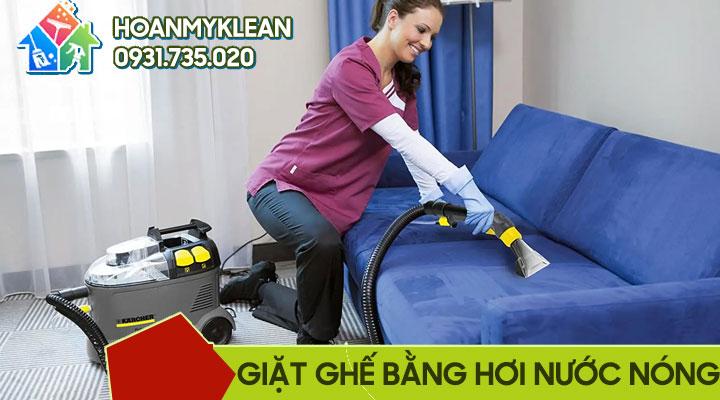 Mẹo giặt ghế sofa tại nhà mà như thuê dịch vụ giặt ghế chuyên nghiệp