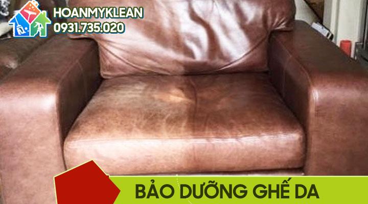 Mẹo bảo dưỡng ghế sofa được bền lâu